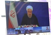Iran's President Inaugurates Major Transportation Projects