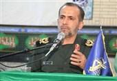فرمانده سپاه استان فارس: 117 زندانی جرائم مالی و غیرعمد در شب عید غدیر آزاد شدند