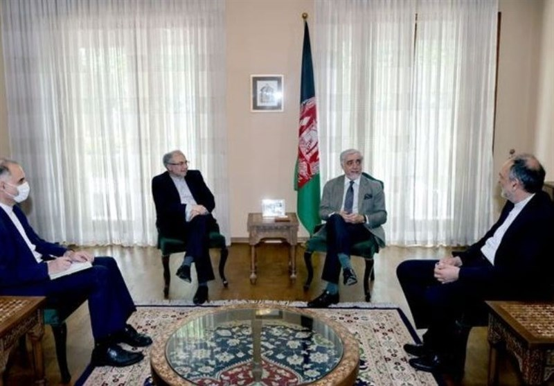 Diplomat Renews Iran's Calls for Negotiated Solution to Afghan Crisis