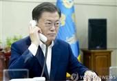 نخستین تماس تلفنی نخستوزیر رژیم صهیونیستی با رئیسجمهور کره جنوبی
