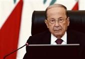 رئیس جمهور لبنان: آماده همکاری با «نجیب میقاتی» هستم