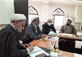 طلاب اردبیلی در عرصه خدمت به مردم مجاهدانه پای کار هستند