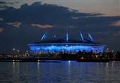آمادهسازی سنپترزبورگ برای میزبانی فینال لیگ قهرمانان اروپا