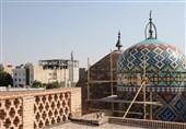 خطر خروج از فهرست آثار جهانی یونسکو بیخ گوش بقعه شیخ صفیالدین اردبیلی + تصاویر