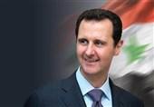 بشار اسد خطاب به ارتش سوریه: پیروزیهای ما مرهون جانفشانیهای شماست