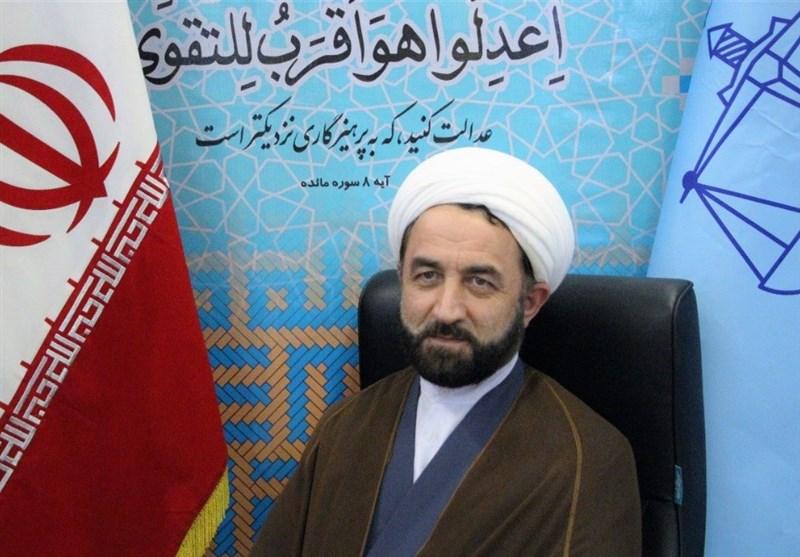 رئیس کل دادگستری استان اردبیل: مطالبه مهم مردم بسط عدالت و تأمین امنیت در جامعه است