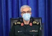 اللواء باقری: الجمهوریة الإسلامیة تزداد قوة یوماً بعد یوم