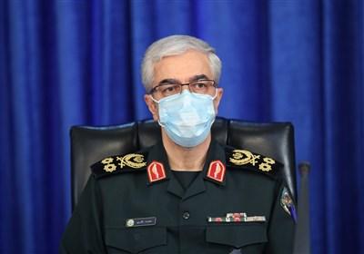 سرلشکر باقری اعلام کرد؛ آمادگی همهجانبه نیروهای مسلح برای همکاری با دولت سیزدهم