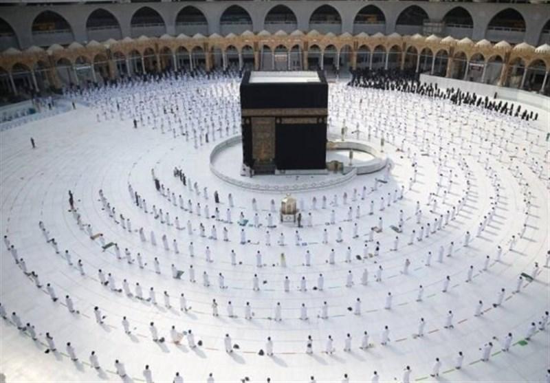 Паломничество хаджа начались в Саудовской Аравии в ограниченной форме