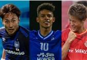 قایدی نامزد زننده بهترین گل لیگ قهرمانان آسیا از راه دور