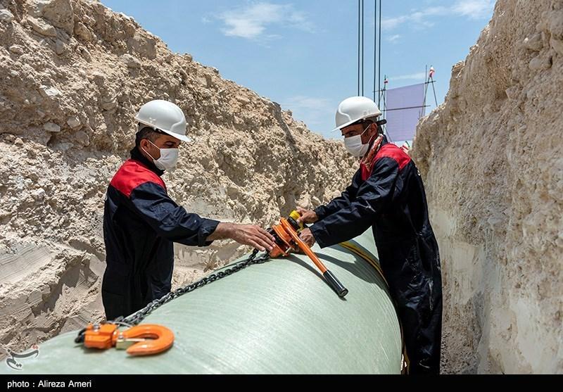 آب شیراز با اجرای فاز بعدی پروژه انتقال آب از دریا تامین میشود