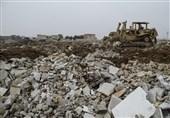 هشدار محیط زیست نسبت به افزایش پسماندهای ساختمانی در ملارد
