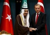 تماس تلفنی اردوغان با شاه سعودی