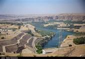 سد هایقر به بهرهبرداری رسید/ آب شرب شهرهای جنوبی استان فارس تامین میشود