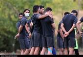بازیکنان استقلال باز هم تمرین را تحریم کردند