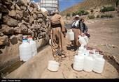 بحران کمآبی در پیرانشهر زندگی عادی را مختل کرده است