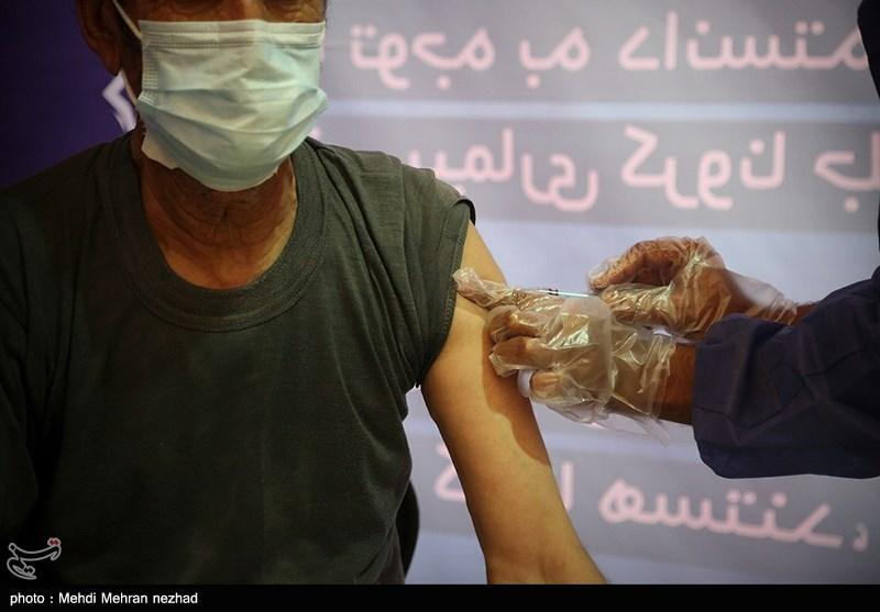 7600 نفر دیگر در استان آذربایجانغربی علیه کرونا واکسینه شدند