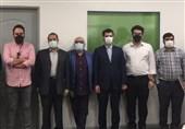 """سریال """"زخمکاری"""" در ساترا نقد شد/ اولین حضور رسمی علیاصغر پورمحمدی"""