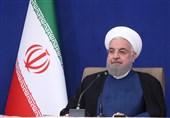 روحانی: کسی نمی تواند تحول سلامت در این دولت را انکار کند/ پایان کرونا مشخص نیست
