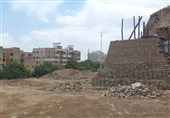 برجهای خشتی کهنترین پایتخت ایران مرمت شد