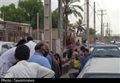 تأمین کپسول گاز ایرانشهر به کجا رسید؟