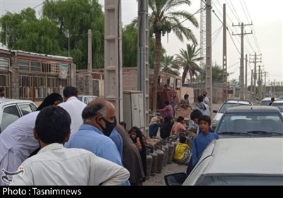 آیا مشکل کمبود گاز ایرانشهر برطرف شد؟