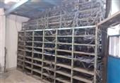 کشف 2600 دستگاه استخراج رمز ارز در البرز + فیلم