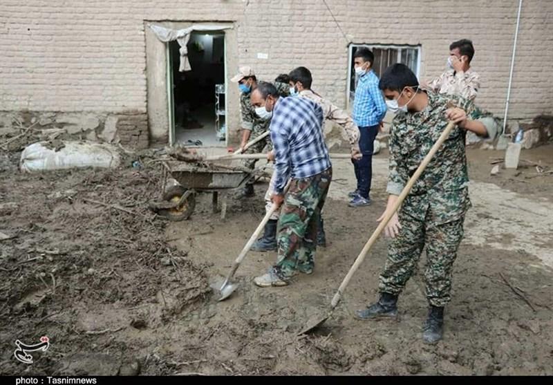 استان کرمان , سیل زده , سیل ,