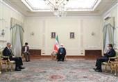 روحانی: إیران عازمة على تعزیز العلاقات مع أمریکا اللاتینیة