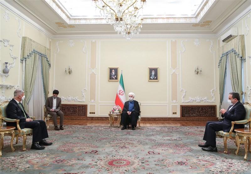 روحانی: اراده جمهوری اسلامی توسعه روابط با کشورهای آمریکای لاتین است