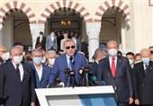 اردوغان: احتمال دیدار و تفاهم با طالبان وجود دارد