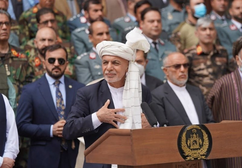 اشرف غنی: سفر هیئت سیاسی به قطر اتمام حجت با طالبان بود
