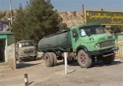 ۱۰دستگاه تانکر آبرسانی از سوی سپاه ایلام برای کمک به مردم خوزستان اعزام شد