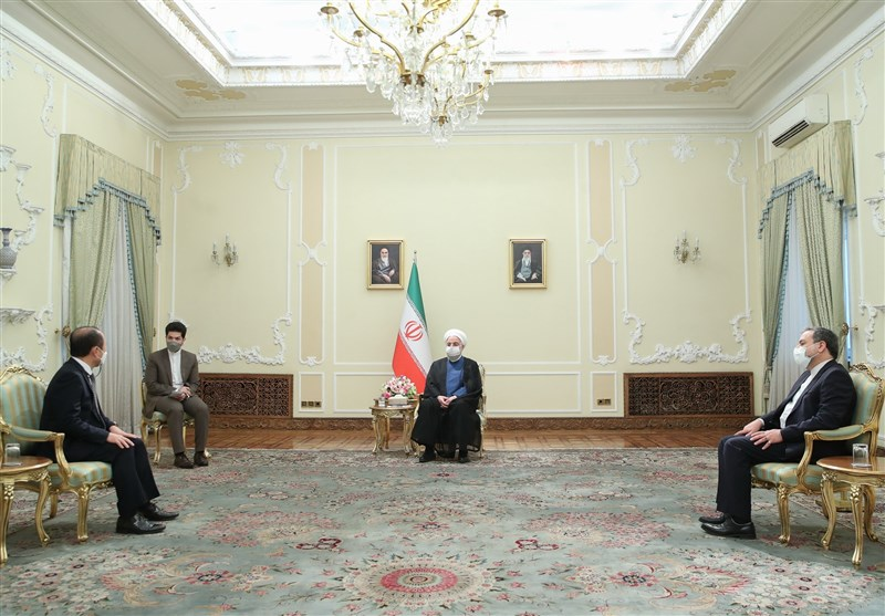 Iran Urges S. Korea to Resolve Banking Problems, Release Frozen Assets