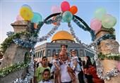 برگزاری نماز عید قربان و حال و هوای عید در کشورهای اسلامی به روایت تصویر