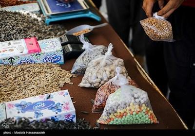 خریدن شیرینی و شکلات و آجیل یکی از اصلی ترین خرید های ترکمن ها برای برپا کردن سفر های مخصوص روز عید قربان است