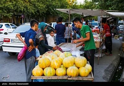 با توجه به شیوع کرونا و قرمز شدن اکثر مناطق استان گلستان تجمعات کمتر از سال های گذشته است