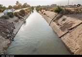 استخر ذخیره آب در دهکده اقتصاد مقاومتی سمنان احداث میشود