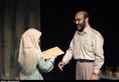 """اجرای تئاتر """"تکههای سنگین سرب"""" در مورد زندگی شهید چمران در تبریز + تصاویر"""