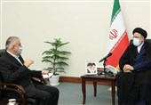 آیتالله رئیسی در دیدار با صالحیامیری: ورزشکاران ایرانی سفرای فرهنگی ایران اسلامی هستند