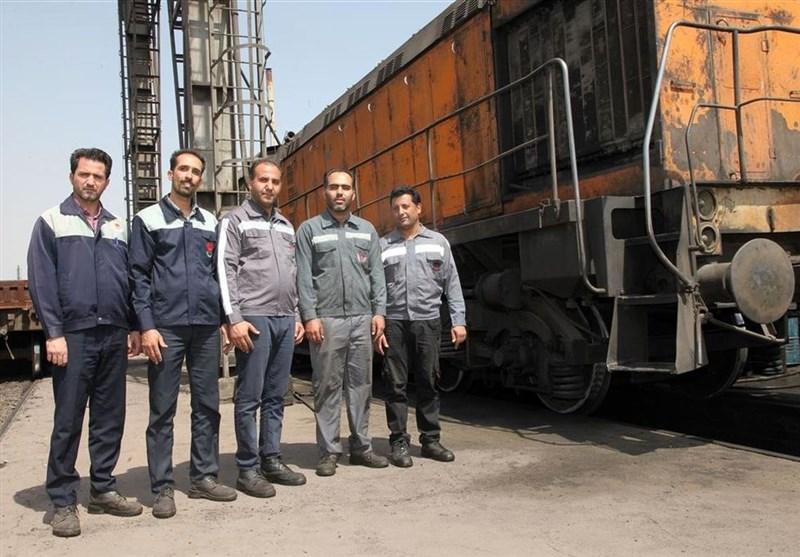 بازسازی کامل سیستم الکتریکی لکوموتیوهای روسی شرکت ذوب آهن اصفهان