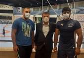حضور نماینده شهرستان آمل در اردوی تیمهای ملی کشتی