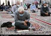 مراسم دعای عرفه در بجنورد به روایت تصاویر