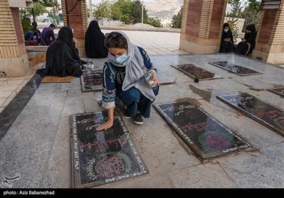 دعای عرفه در خرم آباد