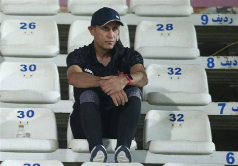 حسینپور: هنوز بابت محرومیت گلمحمدی از بازی با ماشینسازی قانع نشدهایم/ ارکان فدراسیون باید پاسخگو باشند