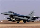 ورود جنگندههای آمریکایی «اف-16» به پایگاه سعودی شاهزاده سلطان