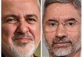 گفتگوی ظریف با وزیر خارجه هند درباره اوضاع افغانستان