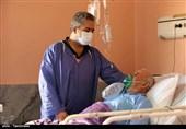 وضعیت 107 بیمار کرونایی در استان گیلان وخیم است