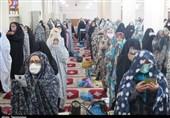 اقامه نماز عید قربان در رشت بهروایت تصویر