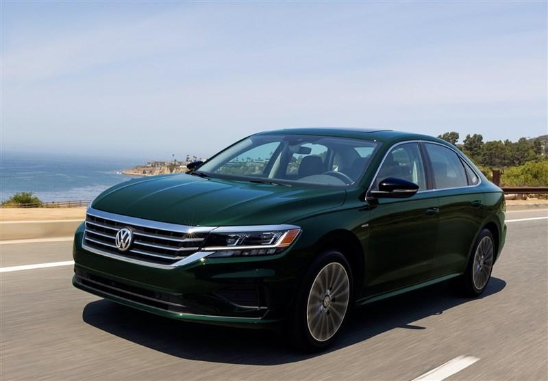 توقف تولید و فروش خودروهای پاسات فولکس واگن در آمریکا